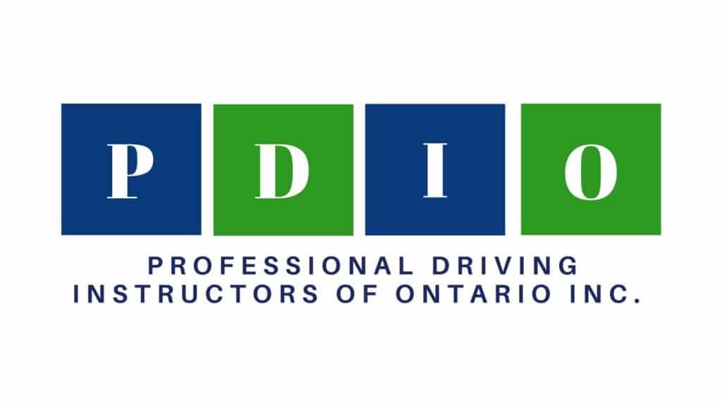 Professional Dirving Instructors of Ontario INC. logo